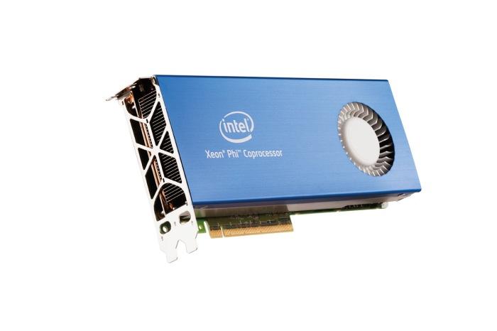 Intel Xeon Phi Card