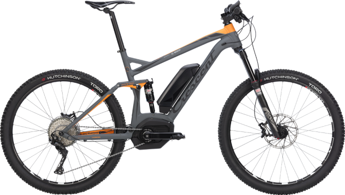 Crescent Elgar 27,5 Electric Bicycle